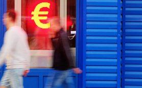 Официальный курс евро снизился на полрубля