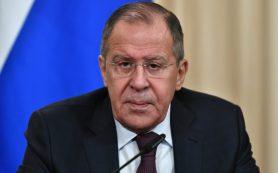 Лавров призвал ОБСЕ пристально сладить за действиями Киева