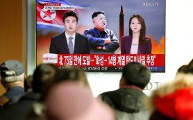 Песков назвал провокацией пуск ракеты КНДР