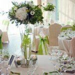 О цветочном оформлении свадьбы