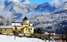 В Черногории начался горнолыжный сезон