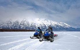 В Сочи запускают турмаршруты на снегоходах