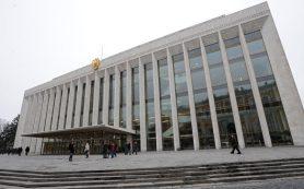 Московский губернский театр отметит юбилей Высоцкого спектаклем в Кремле