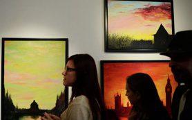 В Петербурге пройдет выставка картин Бориса Гребенщикова