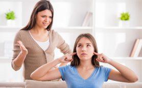 Почему с подростком трудно договориться