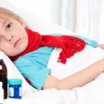 Особенности лечения бронхита у детей