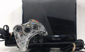 Консоль Xbox 360 Slim + Kinect