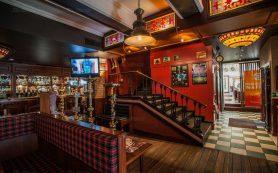 Темпл бар: английский паб