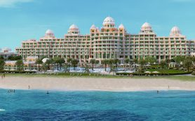 Новый курорт открылся в ОАЭ
