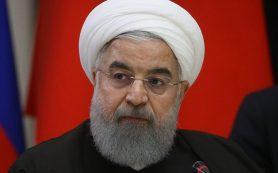 Президент Ирана назвал Трампа «торгашом»