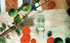 На выставке в Русском музее покажут около 250 работ Петрова-Водкина