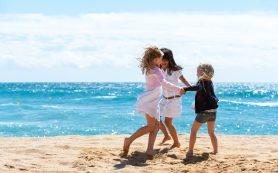 Где провести отпуск с детьми