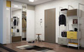 Дизайн маленькой прихожей. Создание красивого, современного и функционального пространства