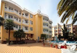 Отдых в гостинице Кипарис