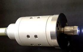 Ракетный двигатель с лазерным зажиганием
