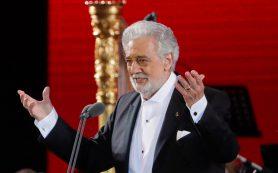 На фестивале в Санкт-Петербурге выступит певец Пласидо Доминго
