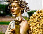 """В центре Мадрида запретили """"живые статуи"""""""
