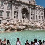 Турист из России оштрафован за купание в римском фонтане