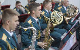 Оркестр Минобороны на «Спасской башне» исполнит рок и джаз