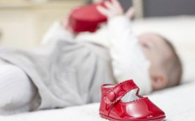 Какую обувь покупать ребенку