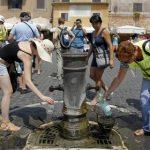 В Италии - красный уровень опасности из-за жары