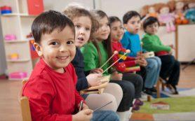 Детский сад и разлука с родителями