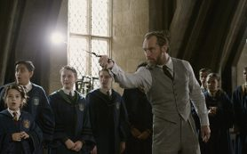 В лучших традициях Гарри Поттера: «Фантастические твари» возвращаются