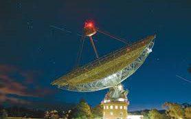 Загадочные космические радиовсплески попали в сеть из телескопов