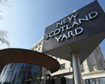 Лондонская полиция готовит сувениры для туристов