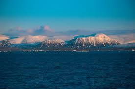 Арктические моря мелели после таяния ледников