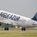 Aigle Azur увеличит число рейсов Париж - Москва