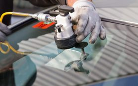Бизнес идея: Ремонт трещин на автостеклах