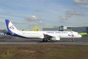 «Уральские авиалинии» будут летать из Москвы в Прагу