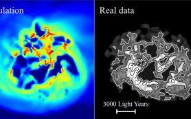 Звезды разогревают темную материю, выяснили астрономы