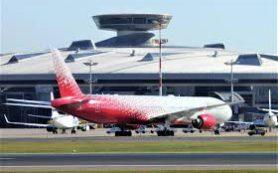 «Россия» поставит Boeing 777 на линию Москва — Петербург