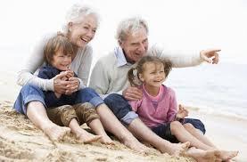 Бабушки помогают выживать внукам