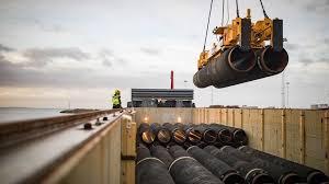 WSJ узнала о подготовке Вашингтоном санкций против «Северного потока-2»