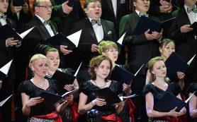 Концерт к столетию Капеллы имени Юрлова прошел с успехом, сообщил дирижер