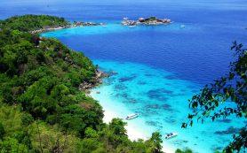 До ноября для посещения закрыли Симиланские острова в Таиланде