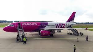 Wizzair будет летать из Будапешта в Казань