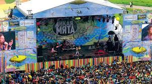 В Тульской области завершился фестиваль «Дикая мята»