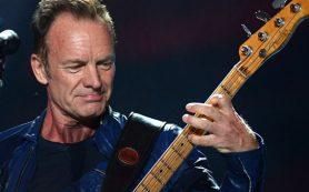 Стинг возобновит гастроли после отмены шести концертов