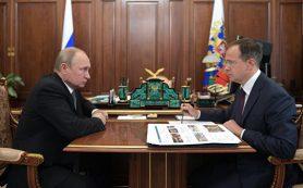 Мединский пообещал Путину за пять лет закончить описание музейных сокровищ