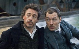 Режиссер «Рокетмена» снимет третий фильм о Шерлоке Холмсе с Дауни-младшим