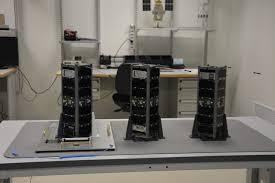 На орбиту выведен кластер спутников