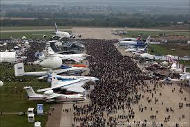 Авиасалон МАКС приведет к затруднениям с проездом в аэропорт Жуковский до 1 сентября
