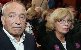 Супруга Валентина Гафта рассказала о его состоянии