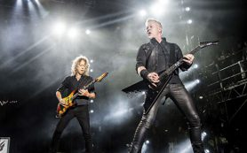 Metallica пожертвовала 250 тысяч евро на строительство больницы в Румынии