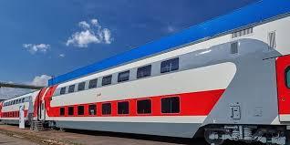 Поезд Москва — Пенза станет двухэтажным