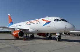 «Азимут» будет летать из Ростова в Омск